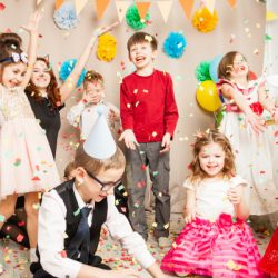 easy birthday party games for kids