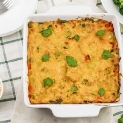 Weight Watchers King Ranch Chicken Casserole