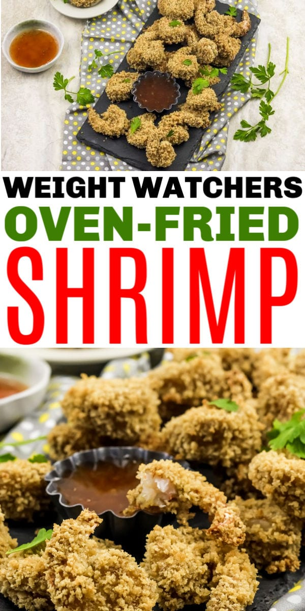Weight Watchers Oven Fried Shrimp
