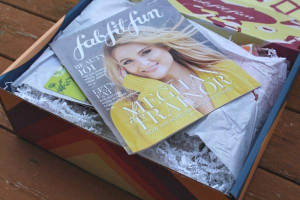 review of FabFitFun Fall Box 2019