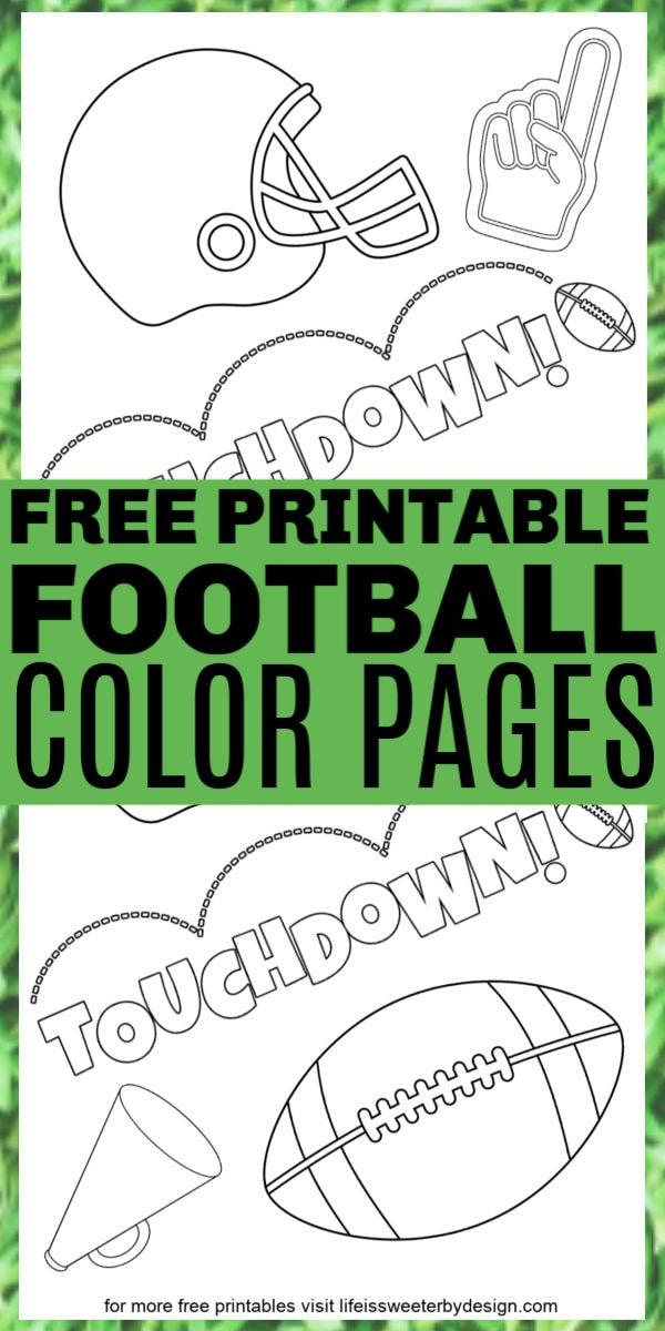picture relating to Free Printable Football Coloring Pages identify Soccer Coloring Webpages - Lifetime is Sweeter As a result of Structure