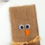 instructions for scarecrow treat bags