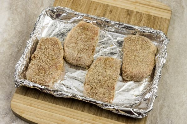 how to make Weight Watchers Baked Pork Chops