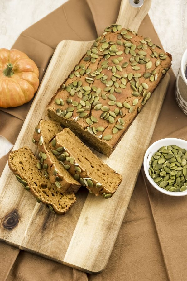 healthy Weight Watchers Pumpkin Bread