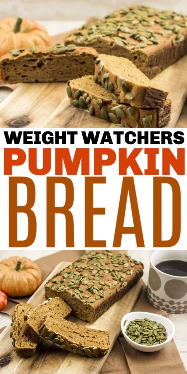 Weight Watchers Pumpkin Bread