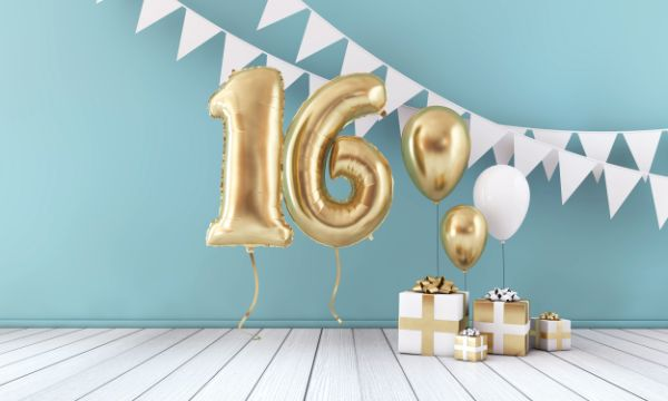 sweet 16 ideas for an extra special birthday