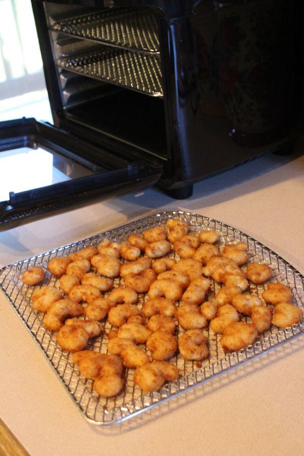 how to make air fryer popcorn shrimp