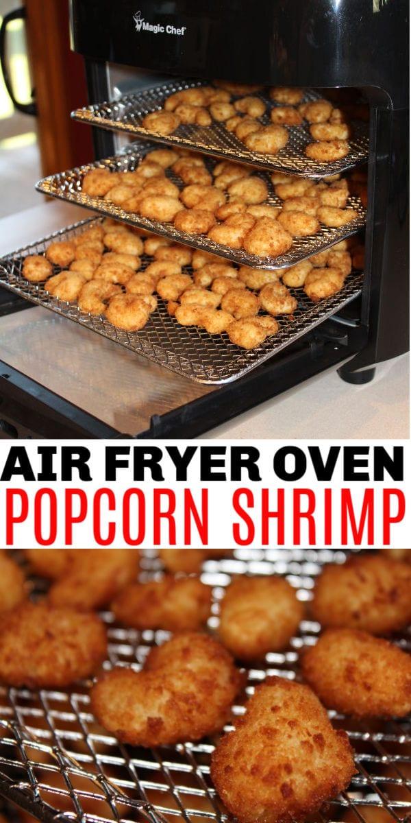 Air Fryer Popcorn Shrimp