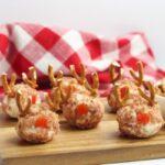 reindeer cheese balls finger foods