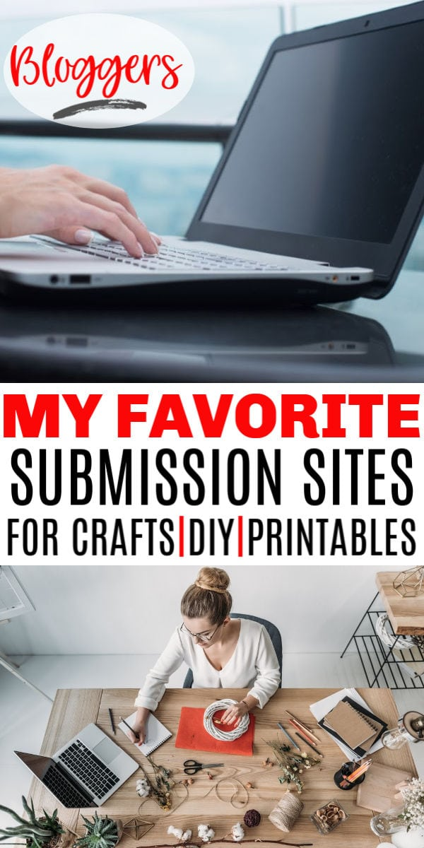 My favorite Submission Sites
