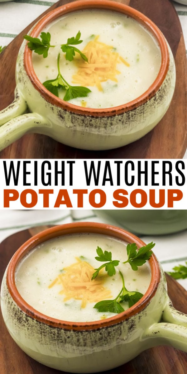 how to make Weight Watchers Potato Soup
