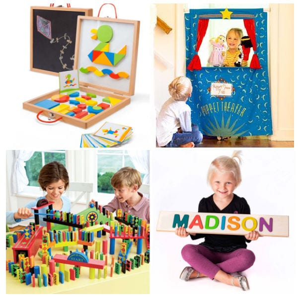 indoor gift ideas for children ages 3 to 5
