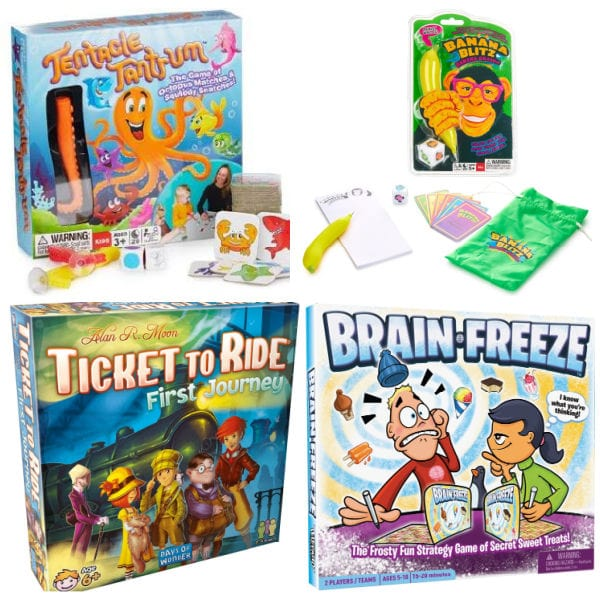 game gift ideas for kids
