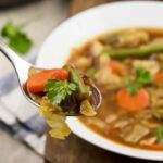 Weight Watchers Cabbage Soup