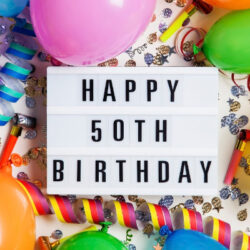 Creative and Fun 50th Birthday Party Ideas