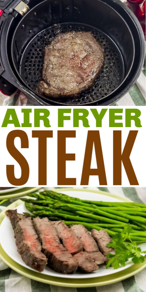 quick and easy air fryer steak