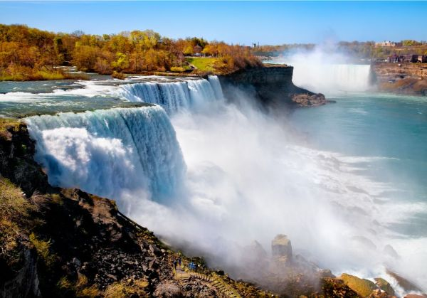 visit Niagara Falls with kids