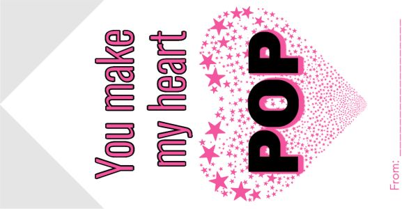printable Pop Rocks Valentines for kids