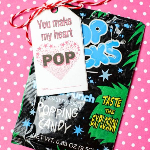 printable Pop Rocks Valentines