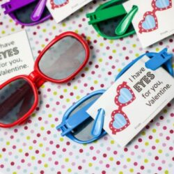 cute free printable sunglasses valentines