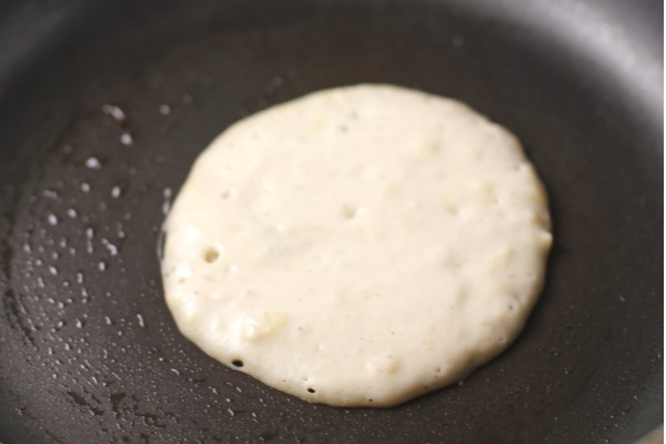 how to make Weight Watchers Pancakes