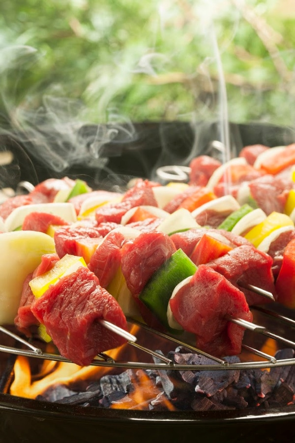 healthier grilling tips