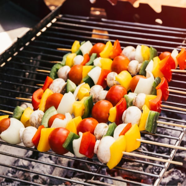 steps to healthier grilling