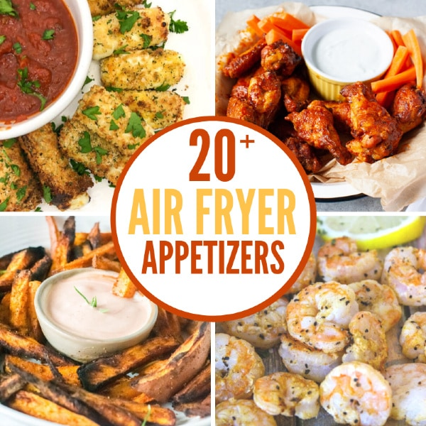 air fryer appetizers