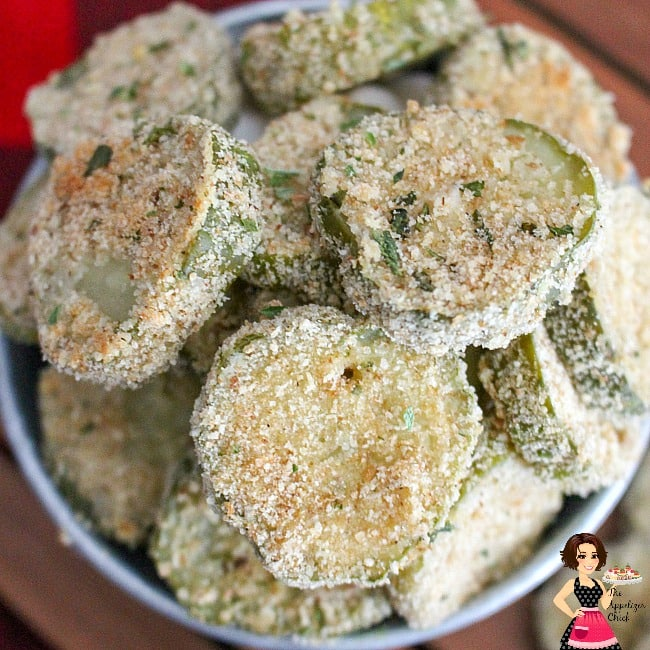 How to Make Fried Pickles in the Air Fryer
