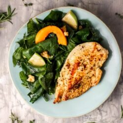 Tender and Juicy Air Fryer Chicken Breasts