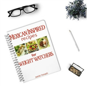 Mexican Cookbook for WW