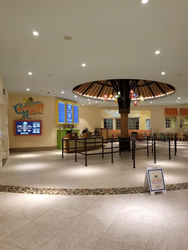 Disney Caribbean Beach Resort Centermarket