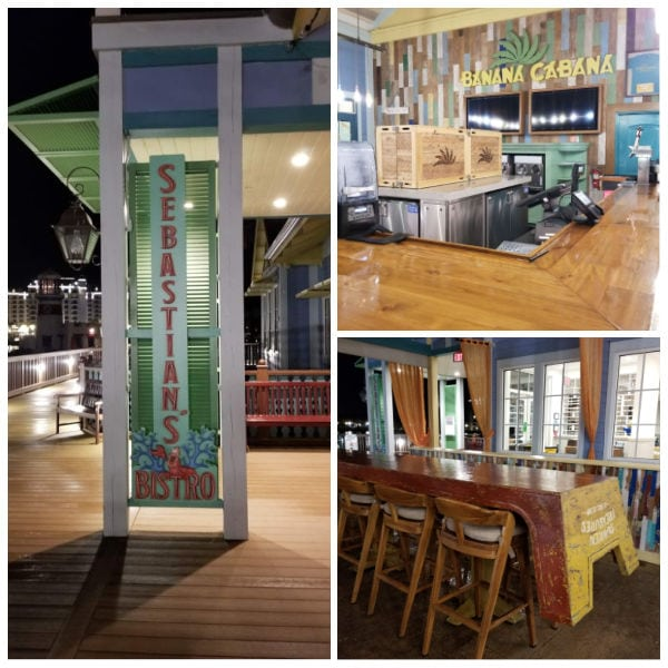 Disney Caribbean Beach Resort restaurants