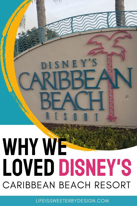 Disney Caribbean Beach Resort