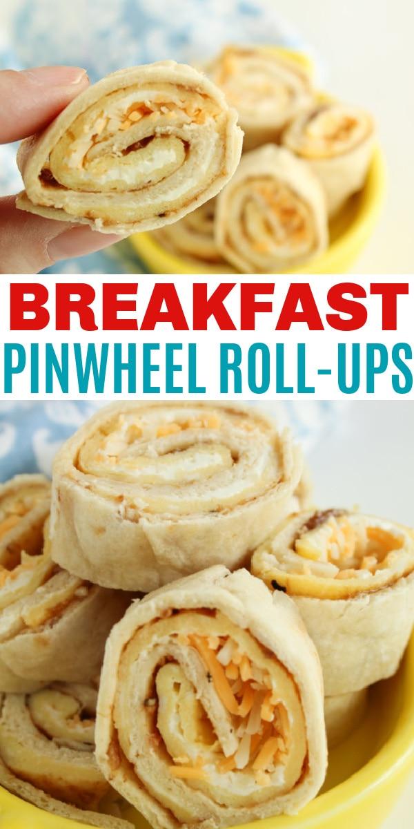 breakfast pinwheel