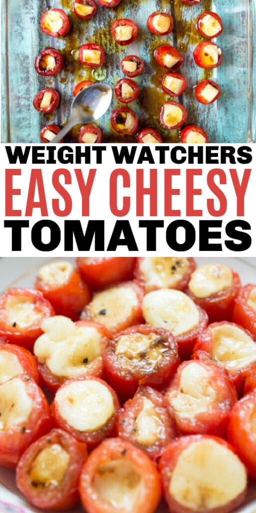 Weight Watchers stuffed tomatoes