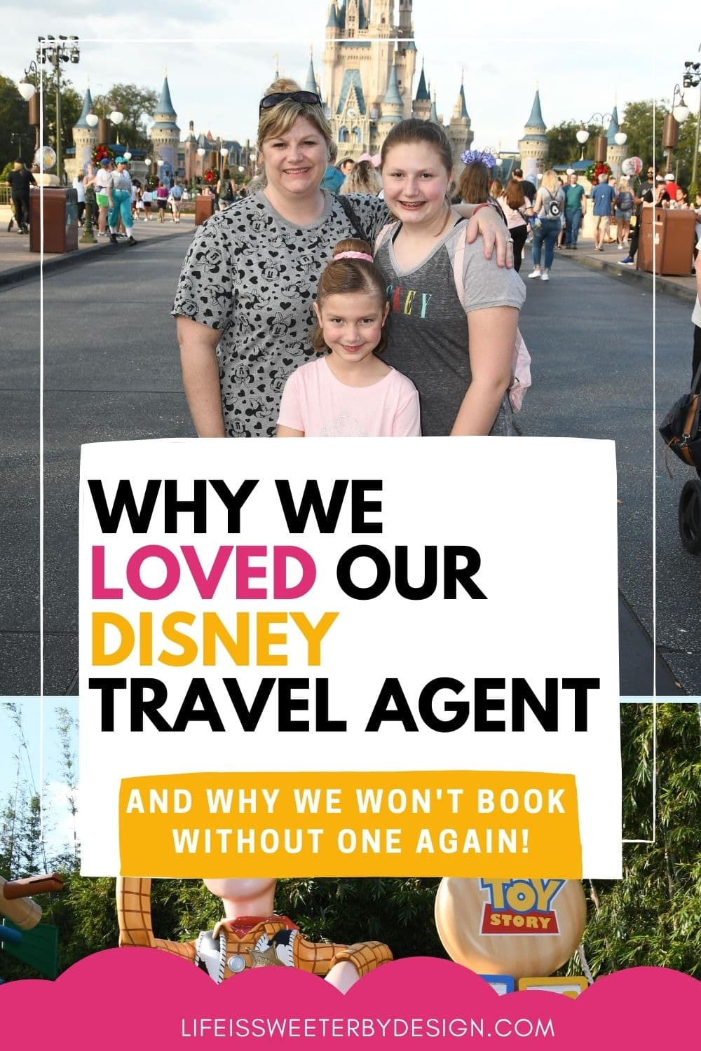Why We Loved Our Disney Travel Agent