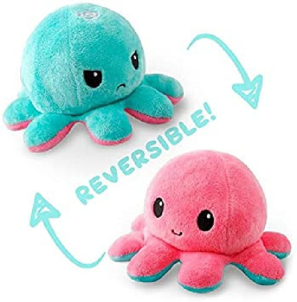 Tee Turtle Reversible Plush toy