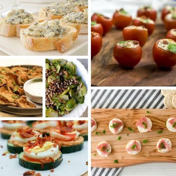 Weight Watchers Thanksgiving appetizer Recipes