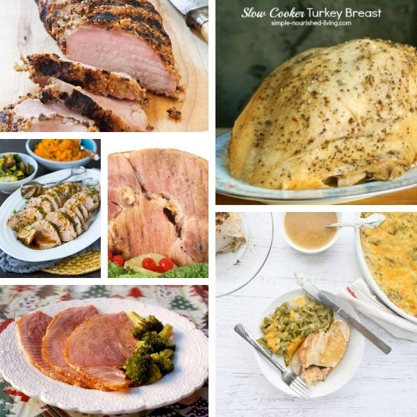 Weight Watchers Thanksgiving Main Dish Recipes