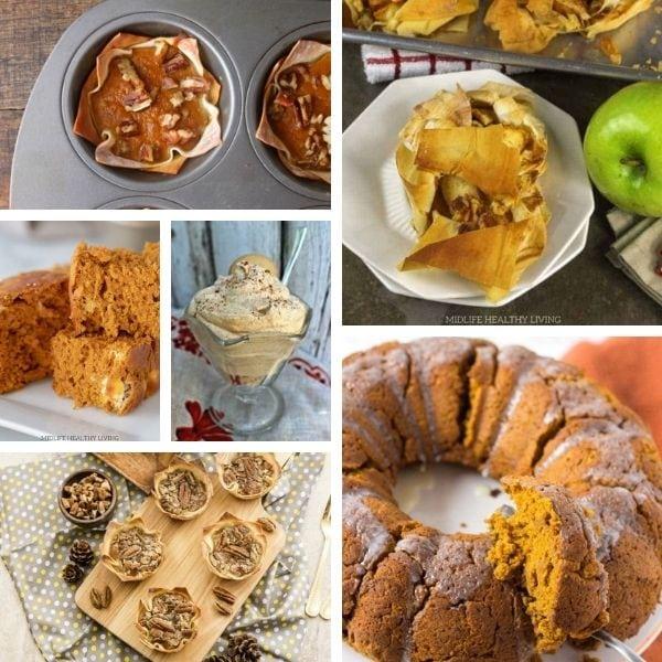 Weight Watchers Thanksgiving Dessert Recipes