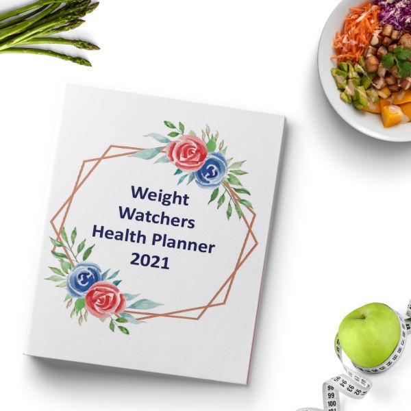 Weight Watchers Health Planner 2021