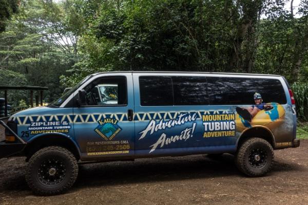 Backcountry Adventures in Kauai
