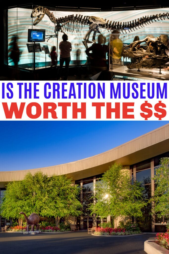is the Creation Museum worth it?