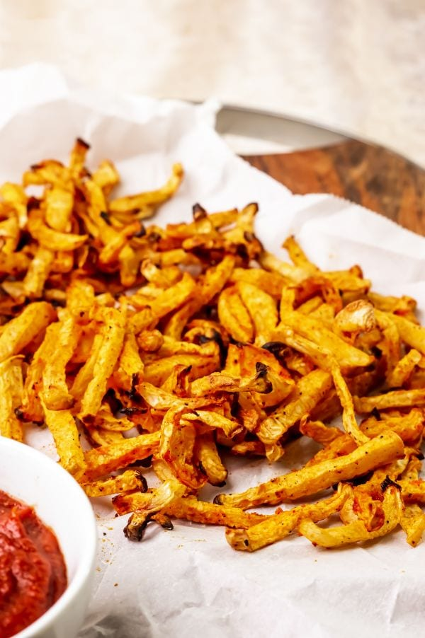 easy Air Fryer Turnip Fries