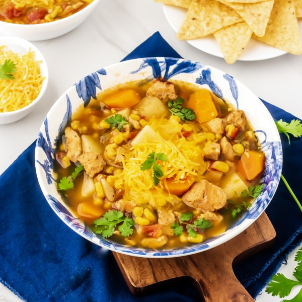 chicken stew recipe in crock pot