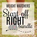 Weight Watchers Start Off Right Bundle