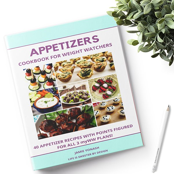 Appetizer Cookbook for Weight Watchers